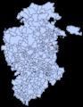 Mapa municipal Fresno de rio Tiron.png