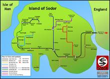 North Western Railway (fictional) - Wikipedia