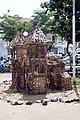 Maquette végétale de la cathédrale de São Tomé (3).jpg
