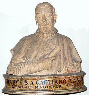 Gagliano, Marco da (1582-1643)