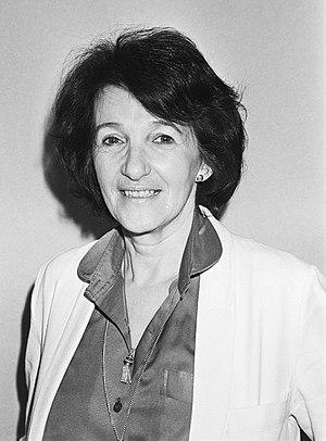 Marga Minco - Marga Minco in 1981
