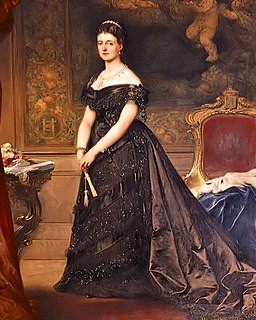 Maria Hendrika; Queen of Belgium