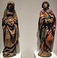 Maria e giovanni dolenti da un gruppo della crocifissione, 1515-20 ca.JPG