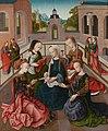 Maria met Jezus en vier heilige maagden Rijksmuseum SK-A-501.jpeg