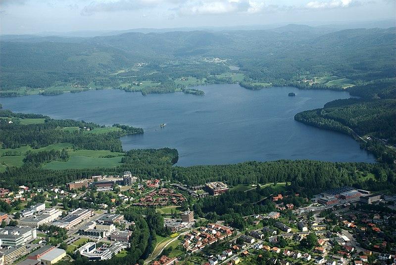 Fil:Maridalsvannet aerial.jpg
