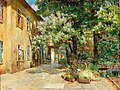 Marie Egner - A view of the courtyard.jpg