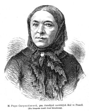 Pape-Carpantier, Marie (1815-1878)