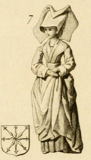 Mary of Burgundy, Duchess of Cleves Sister of Philipp the Good, Duchess of Cleves