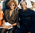Marion Barry and Whitney Houston outside Capitol.jpg