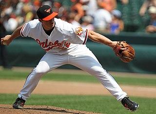 Mark Worrell American baseball player