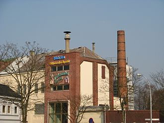Marne, Germany - Image: Marne brauerei hintz