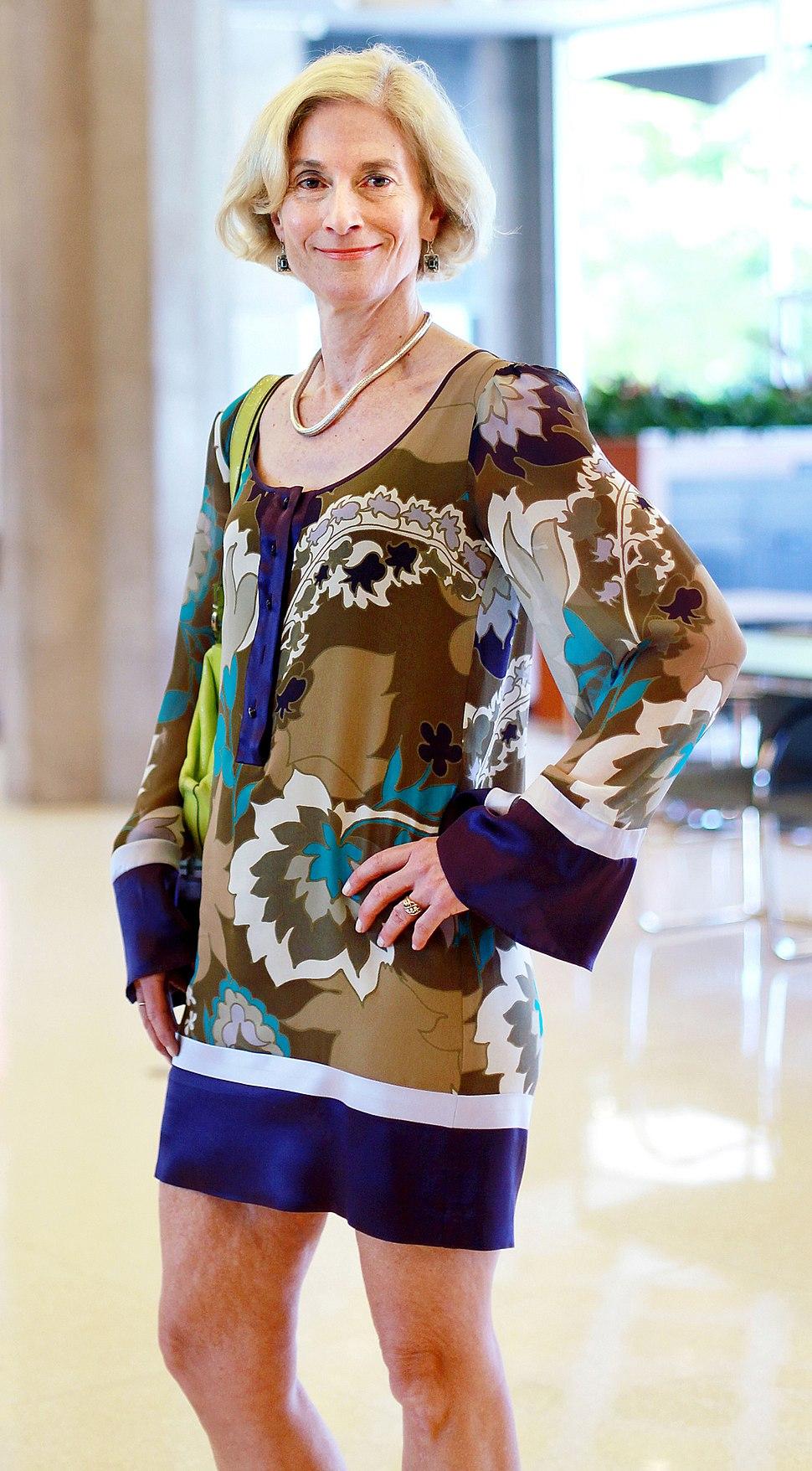 Martha Nussbaum 2010
