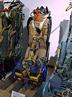 Martin Baker Mk. 4 Q2 ejection-seat of a Canberra. GH7 ejection-seat of a Canberra. GH7 ejection-seat of a Canberra.JPG