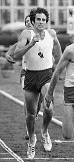 Marty Liquori American middle-distance runner