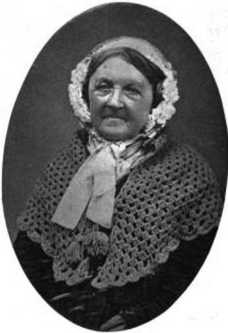 Robert Moffat (missionary) - Mary Smith