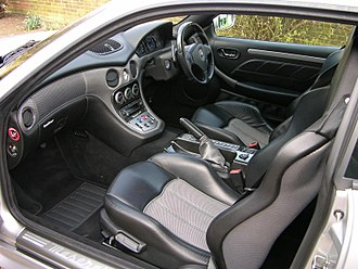 Maserati Coupé - Interior