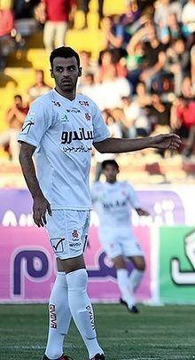 Masoud Hassanzadeh - Saipa vs. Siah Jamegan.jpg