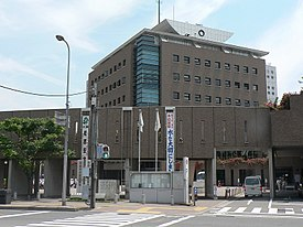 Matsubara-city-office.jpg