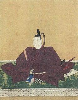 Matsura Hisanobu daimyo from the Azuchi-Momoyama period to the early Edo period; 2nd lord of Hirado