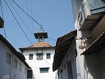 Mattanchery Synagogue, Mattancherry Jewish Synagogue, Paradesi Synagogue, മട്ടാഞ്ചേരി ജൂതപ്പള്ളി, പരദേശി സിനഗോഗ്.JPG