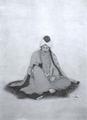 Maulana Jalaluddin Mohammad Balkhi by Hossein Behzad - 1957.png