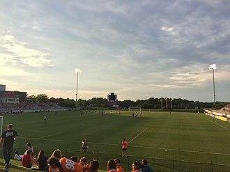 Washington Spirit - Maureen Hendricks Field at Maryland SoccerPlex
