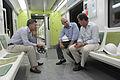 Mauricio Macri visitó los talleres-cochera de la Linea A de Subtes (8359495522).jpg