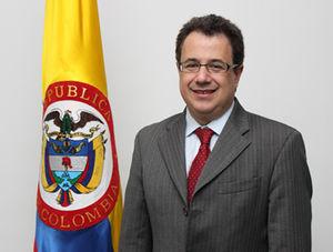 Mauricio Santa María Salamanca - Image: Mauricio Santamaría Salamanca