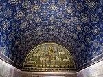 Mausoleo di galla placidia, int., buon pastore 01.JPG