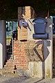 Mautern an der Donau - Volksschule - Eingangsbereich von Gabriele Epp - Detail 2.jpg