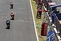 Maverick Viñales, Marc Márquez and Jack Miller 2020 Jerez.jpg