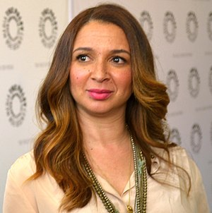 Maya Rudolph - Rudolph at the 2012 Paley Center
