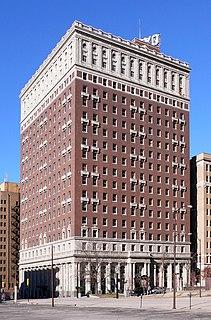 Mayo Hotel United States historic place