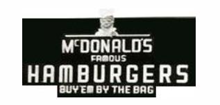 McDonald's 1948 logo