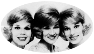 McGuire Sisters - The McGuire Sisters in 1964