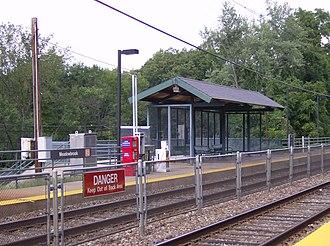 Meadowbrook station (SEPTA) - Image: Meadowbrook Station