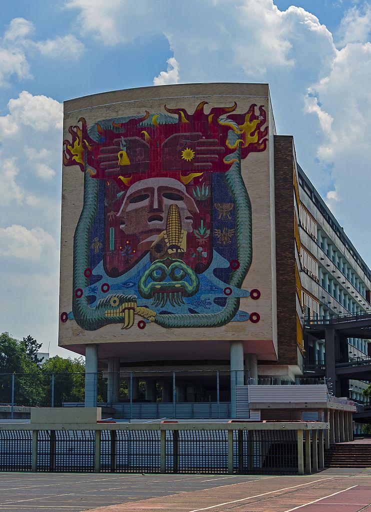 Dosyamedical School Building Mural, Unam Ciudad. Gameboy Decals. Russian Signs. Green Floral Banners. Silver Lettering Lettering. Diy Black Murals. Motorbike Logo. One Line Logo. Rec Center Murals