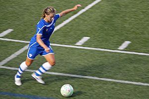 Meghan Klingenberg - Meghan Klingenberg, Boston Breakers