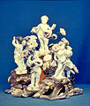 Meissen Porcelain Manufactory - Putti Personifying the Arts and Sciences - Walters 48924.jpg