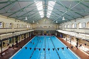 City Baths Melbourne Wikipedia