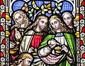 Melton Mowbray, St Mary's church, window detail (43833368440).jpg
