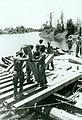 Members of 3d Bridge Company Fit a Beam, 1968 (16241921679).jpg