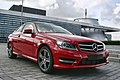 Mercedes-Benz Klasse C Sport 2013 (9658138698).jpg