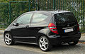 Mercedes A-Klasse Coupé Avantgarde (C169) rear 20101012.jpg
