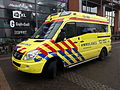 Mercedes Ambulance Kennemerland unit 12-182 at Hoofddorp.jpg