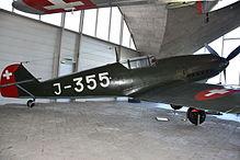 """Messerschmitt Bf-109 """"Emil"""""""