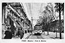 Messina - Tram in viale San martino.JPG