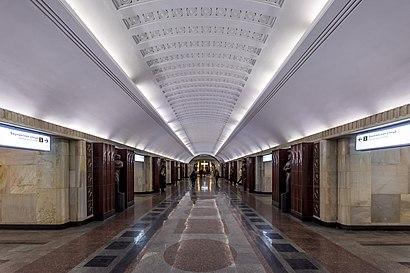 Как доехать до Бауманская на общественном транспорте
