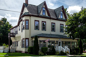 National Register of Historic Places listings in Tucker County, West Virginia - Image: Meyer House 1