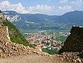 Mezzocorona seen from San Gottardo Castle.jpg